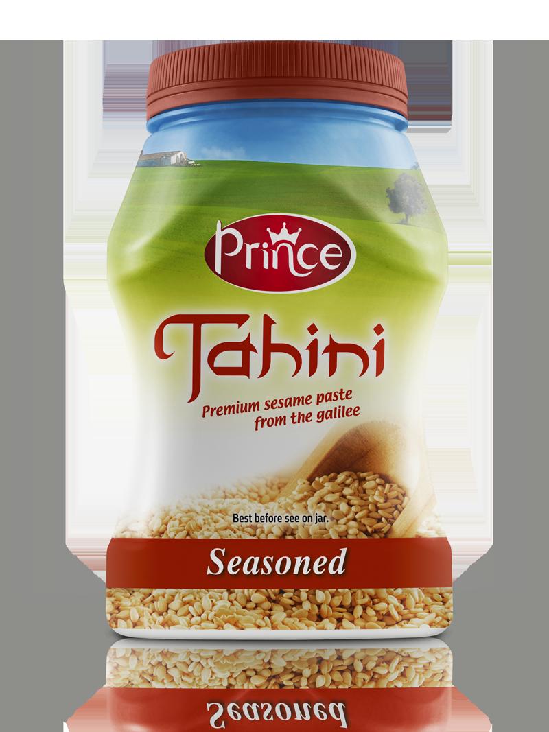 Seasoned Tahini