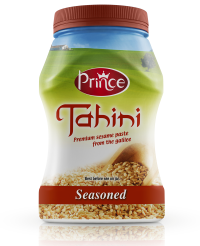 Seasoned Tahini